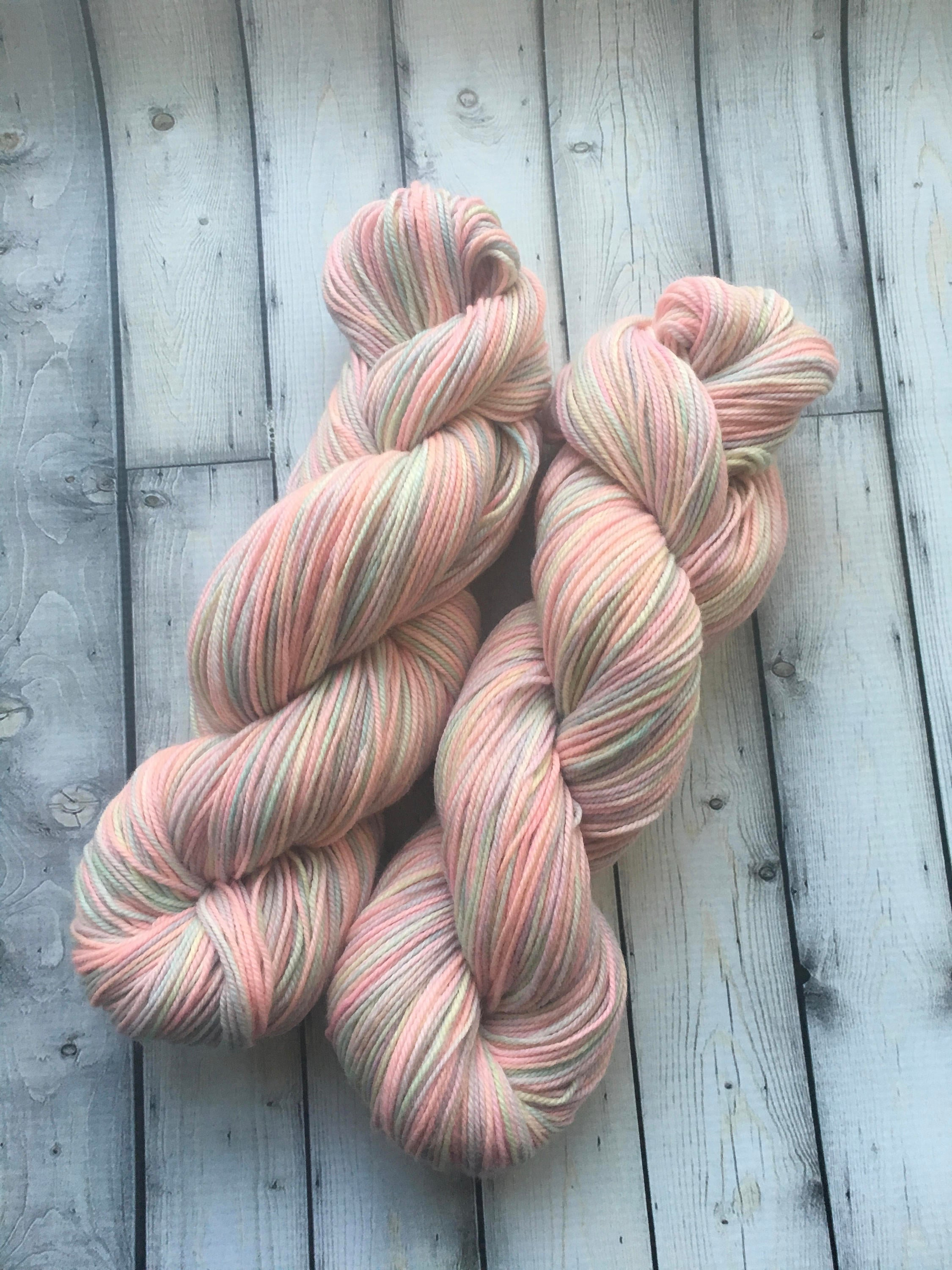 Sport Weight Yarn - Don't Ever Question