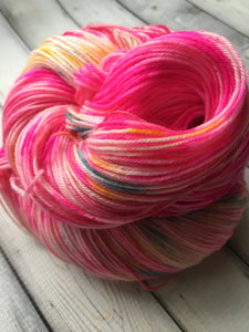 Sock Yarn - 3rd Clown from the Left