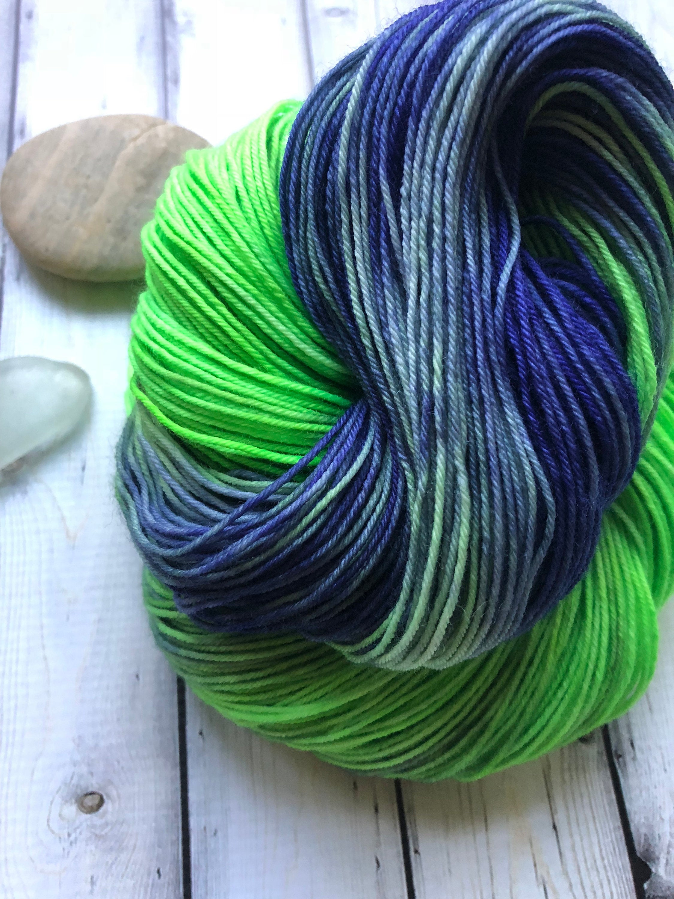 Sock Yarn - HRH Not Quite