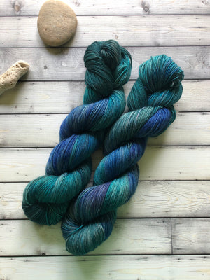 blue yak yarn