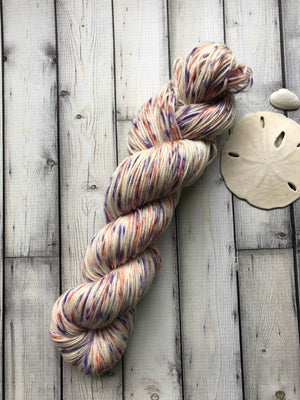 Sport Weight Yarn - On a Corner
