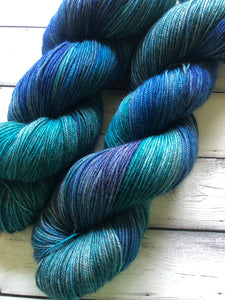 yak sock yarn