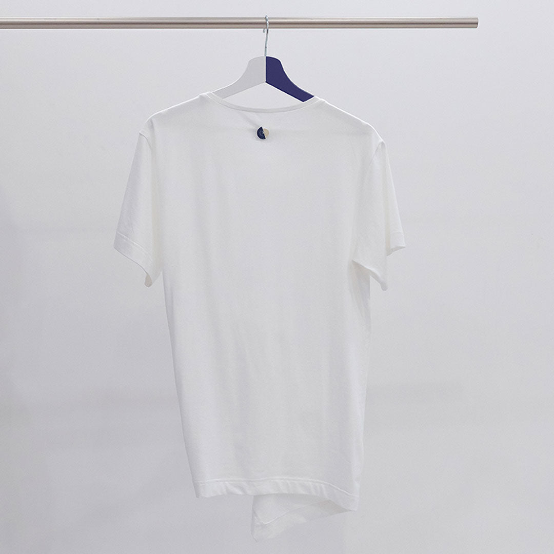 BUT-SHIRT Ivory - JUNSEIWAN