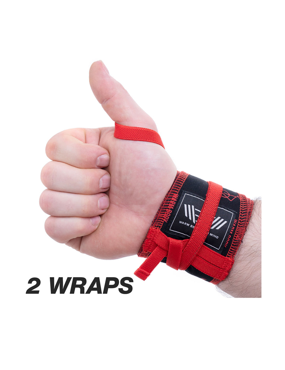 weightlifting wrist wraps cotton olympic crossfit support