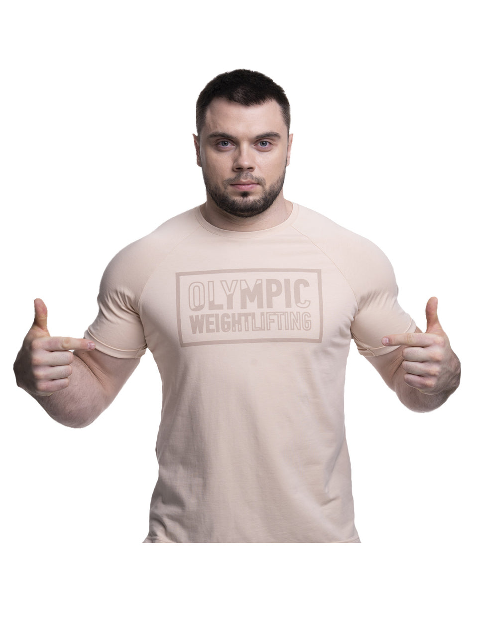 Men's T-Shirt Olympic Weightlifting