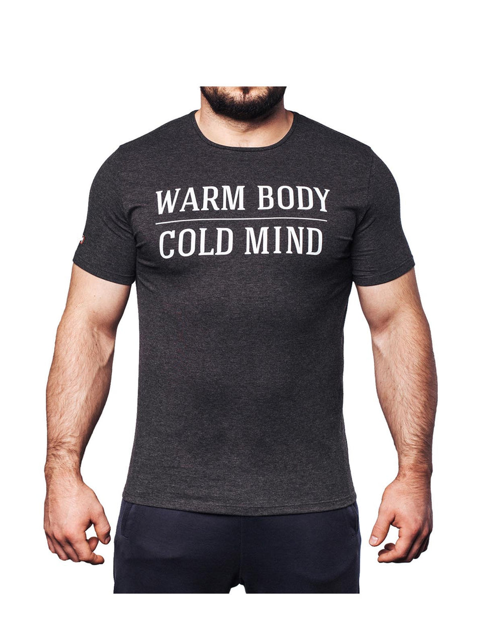 Warm Body Cold Mind Men's T-Shirt V2 Classic