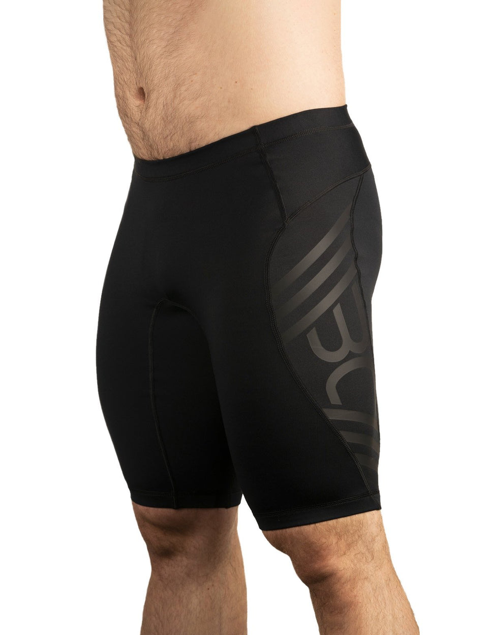 Warm Body Cold Mind Compression Shorts L5