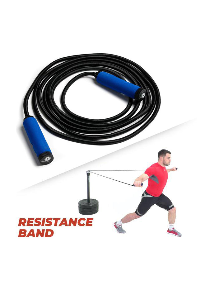 Warm Body Cold Mind Resistance Band