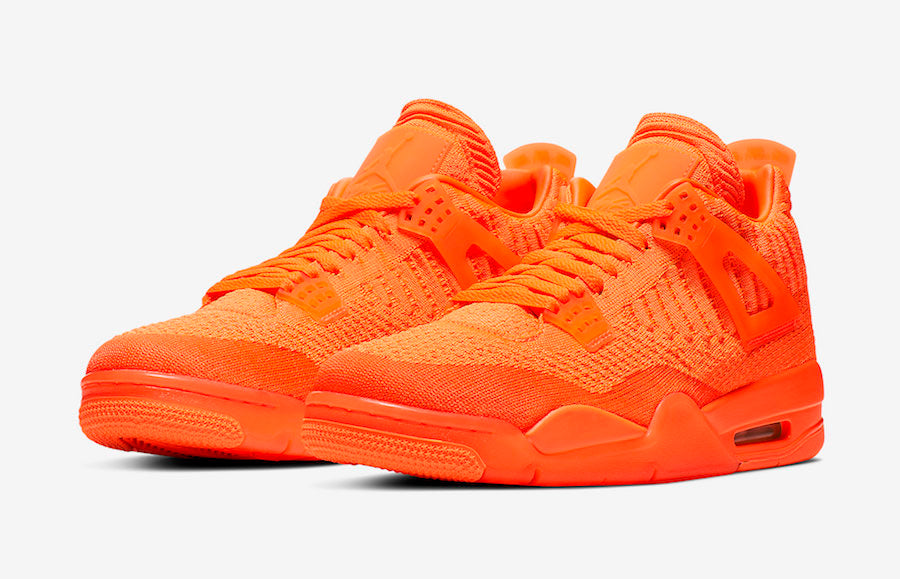 Gator 4 Flyknit Orange