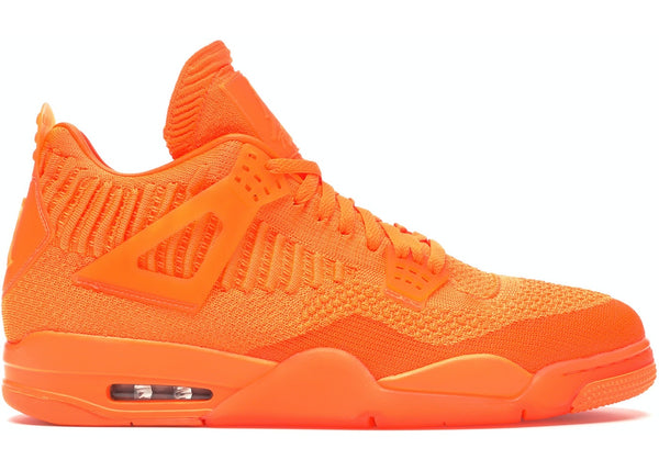 Jordan 4 Flyknit Orange
