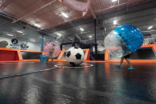 Gravity Gear Bubble Soccer Balls
