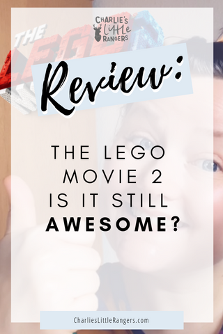 Pin it, Lego Movie 2 review