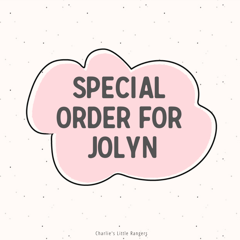 Specialorder for Jolyn