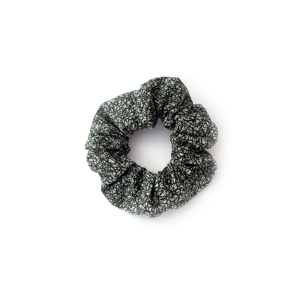 Hairtie | Dark Green Scrunchie