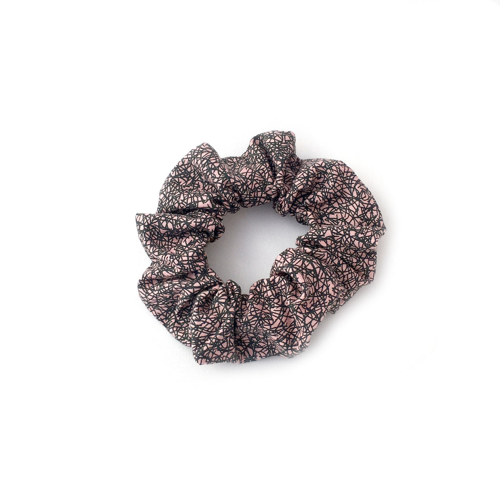 Hairtie | Dark Pink Scrunchie