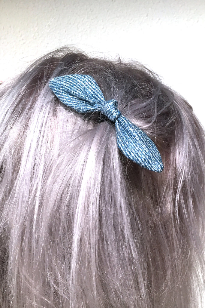 Hairtie | Light Blue Bow