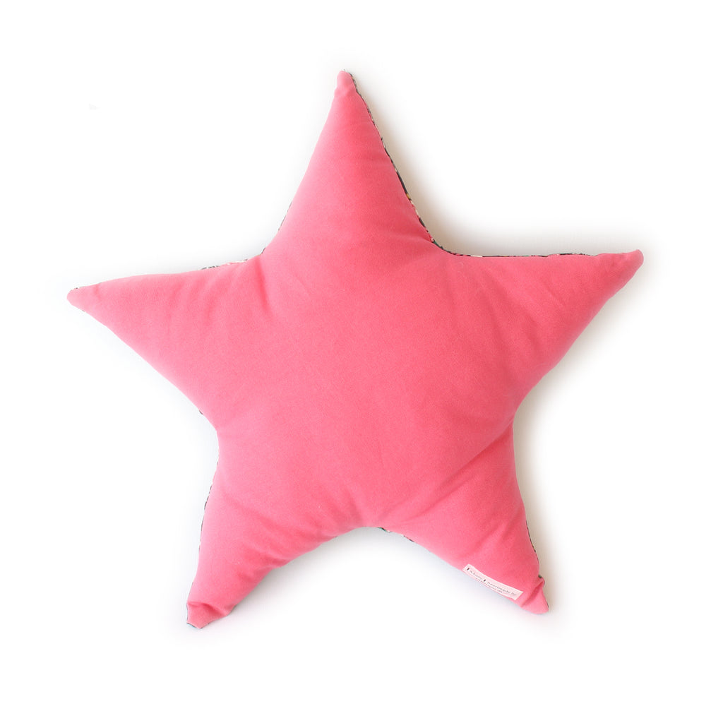 Star Pillow | Floral