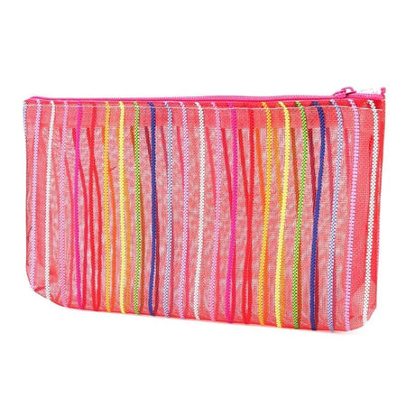 Trousse de toilette transparente nylon surprise