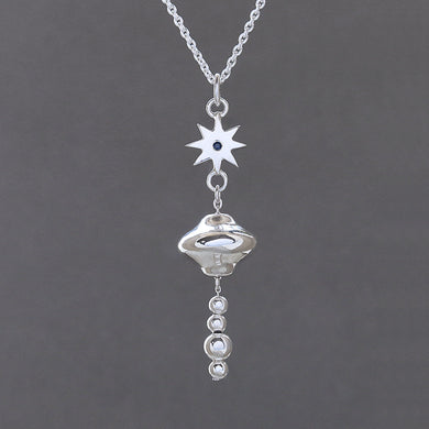 UFO ネックレス | UFO necklace