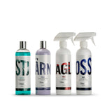 Core Four Kit - shampoo, polish, sealant and detailing spray