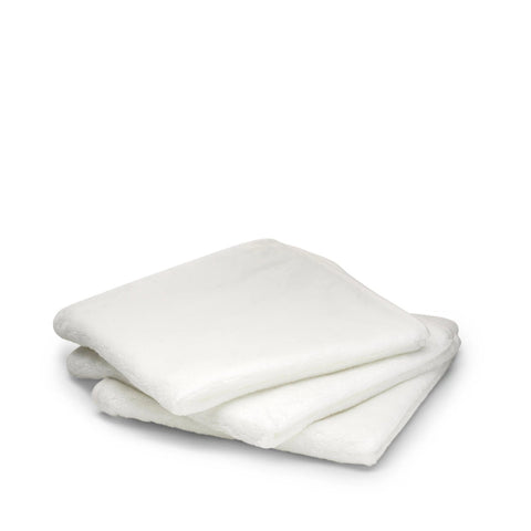 Fluffig Triple Pack - 3x microfibre buffing cloths