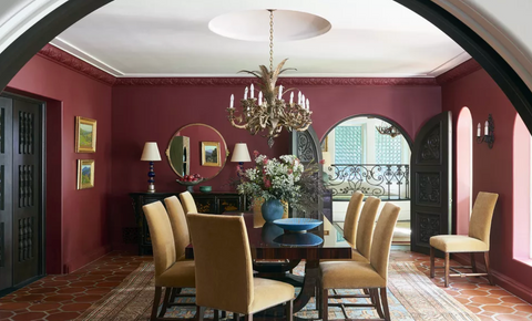 Dining Room Paint Inspiration