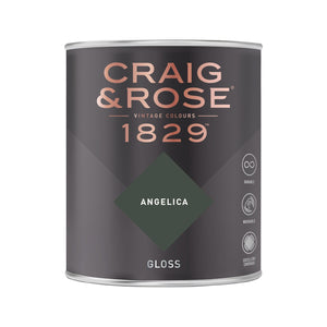 Craig & Rose 1829 Gloss Paint (750ml) - Buy Paint Online