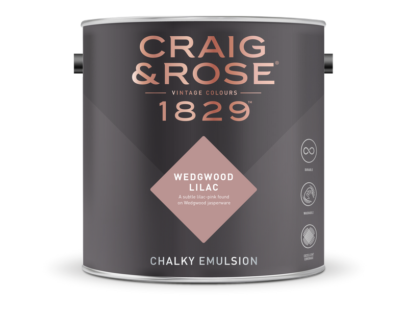 Craig & Rose 1829 Chalky Emulsion (750ml) - Buy Paint Online