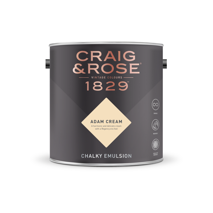 Craig & Rose 1829 Chalky Emulsion (750ml)