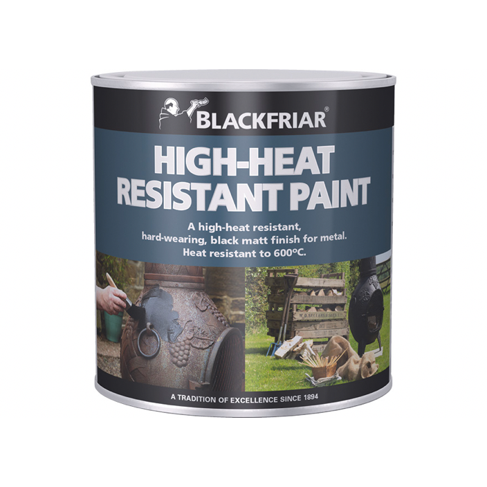 Blackfriar High-Heat Resistant Paint - Buy Paint Online