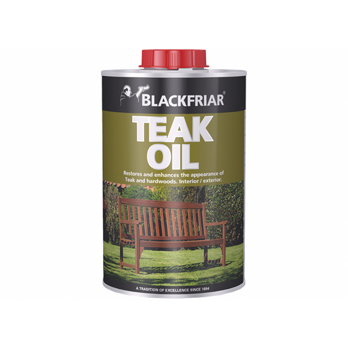 Blackfriar Teak Oil - Buy Paint Online