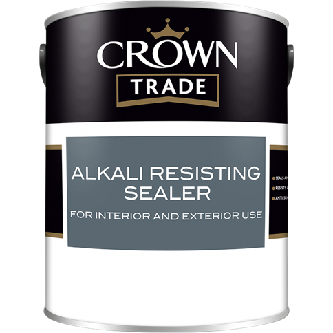 Crown Alkali Resisting Sealer - Buy Paint Online