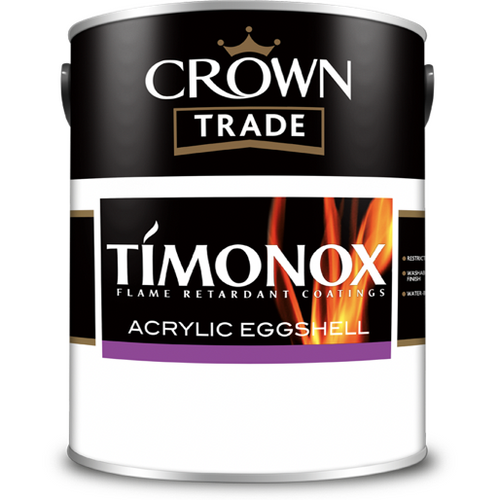 Crown Timonox Acrylic Eggshell Paint - Buy Paint Online