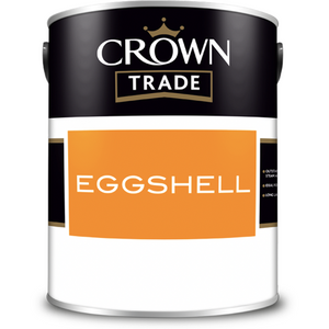 Crown Trade Eggshell Paint - Buy Paint Online