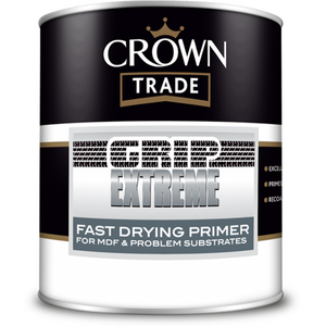 Crown Trade Grip Extreme Fast Drying Primer - Buy Paint Online