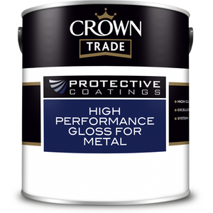 Crown Trade Protective Coatings High Performance Gloss For Metal Paint - Buy Paint Online