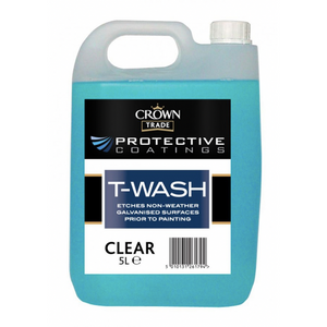 Crown Trade Protective Coatings T-Wash - Buy Paint Online