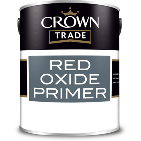 Crown Trade Red Oxide Primer - Buy Paint Online