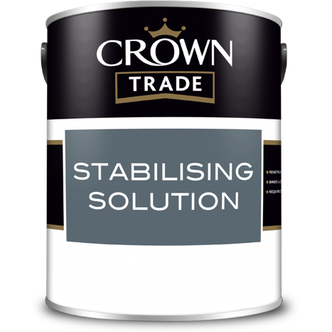 Crown Trade Stabilising Solution | Buy Paint Online