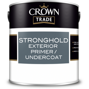 Crown Trade Stronghold Exterior Primer/Undercoat - Buy Paint Online