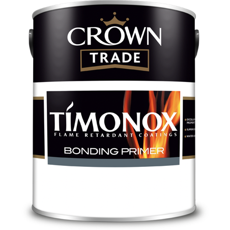 Crown Trade Timonox Bonding Primer Paint - Buy Paint Online