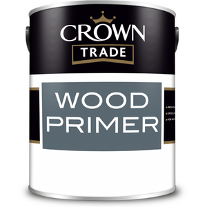 Crown Trade Wood Primer | Buy Paint Online