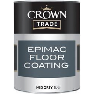 Crown Trade Epimac Floor Paint - Buy Paint Online