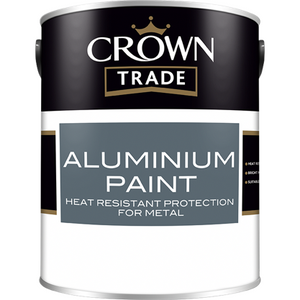 Crown Trade Aluminium Paint - Buy Paint Online