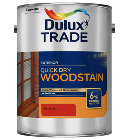 Dulux Trade Quick Dry Woodstain - Buy Paint Online