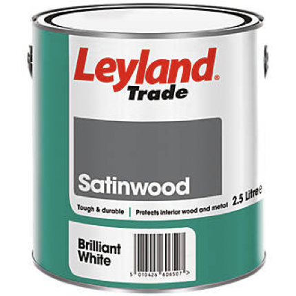 Leyland Satinwood - Buy Paint Online