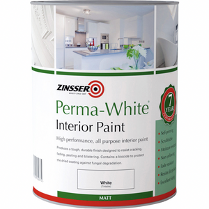 Zinsser Perma-White (Interior) - Buy Paint Online
