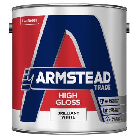 Armstead Trade High Gloss - Buy Paint Online