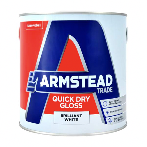 Armstead Trade Quick Dry Gloss - Buy Paint Online