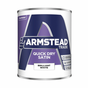 Armstead Trade Quick Dry Satin - Buy Paint Online